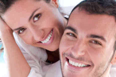 Ultra Smile Clinic - 60 Minute Laser Teeth Whitening Session - Save 87%
