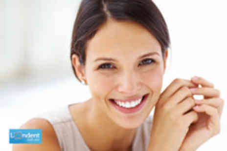 Londent Oral Care - dental check up including consultation, examination and two dental x rays - Save 80%