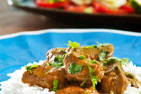 Jorvik Spice - Two Course Meal for Two with Salad - Save 54%