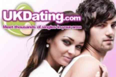 UK Dating (Splut Limited) - 6 Months Membership Of The Best Place To Meet UK Singles - Save 70%
