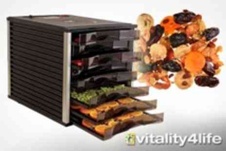 Vitality4life - Bio Chef Food Dehydrator - Save 54%