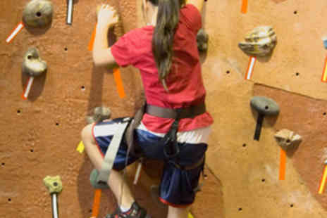 Climbing Station Wales - Introduction to Climbing for One Child - Save 57%