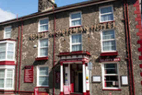 The Royal Sportsman - Two night stay for two with breakfast in Porthmadog - Save 61%