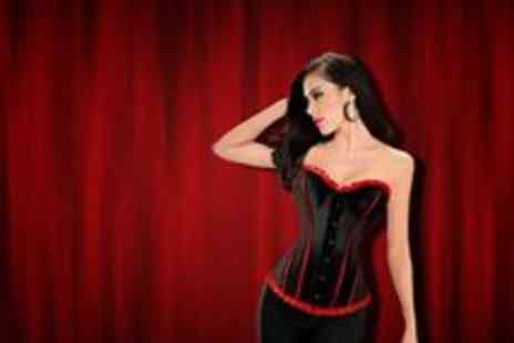 Lifestyle Leasing - Womens Corsets Multiple Styles - Save 60%