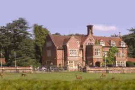 Burley Manor Hotel - New Forest Hotel Burley Manor Ringwood 2 Night Stay - Save 43%