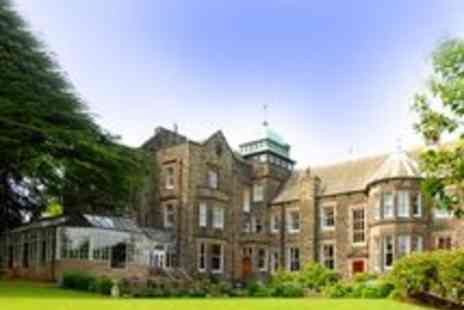 Makeney Hall Hotel - Peak District Hotel Makeney Hall 1 Night Stay - Save 58%