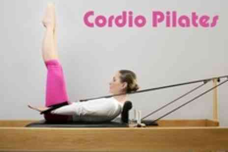 Cordio Pilates - Mum and Baby Pilat: Four or Eight Sessions - Save 61%