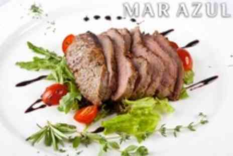 Mar Azul - Filet Mignon Meal With Sides For Two - Save 58%