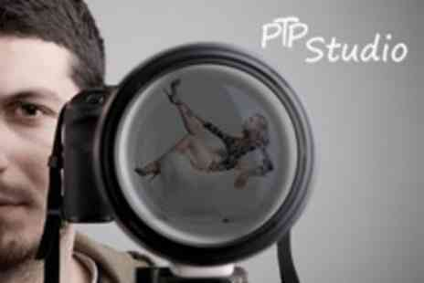 PTP Studio - Full Day Studio Photography Class - Save 65%