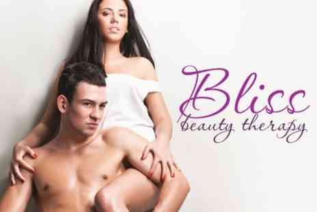 Bliss Beauty Therapy - Six Sessions of IPL Laser Hair Removal On Two Small Areas Or One Large Area - Save 70%