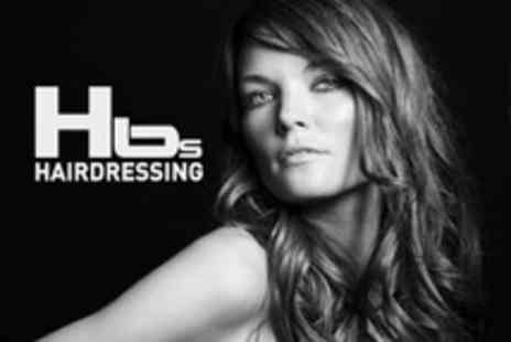 Hbs Hairdressing Salon - Restyle Cut and Finish With Matrix Conditioning Treatment - Save 72%