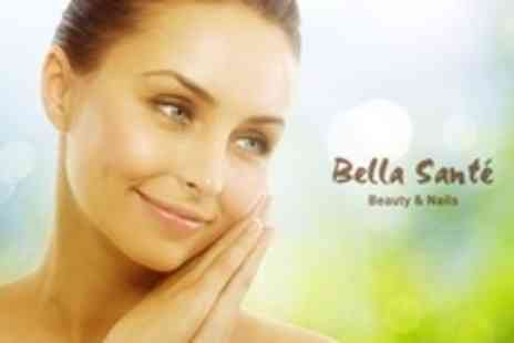 Bella Sante - Pamper Package with Facial, Massage, Manicure, Pedicure and Eyebrow Wax - Save 69%