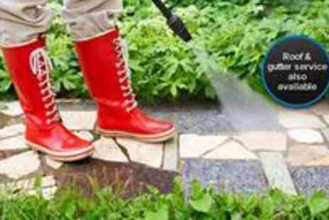 Renov8 - Driveway or patio cleaning service - Save 87%