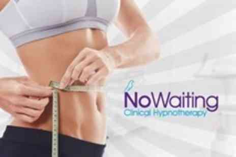 NoWaiting - Three Gastric Band Hypnotherapy Sessions - Save 70%