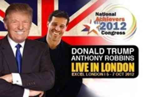 Success Resources - Two Tickets To Success Resources for Three Day Event Featuring Donald Trump - Save 76%