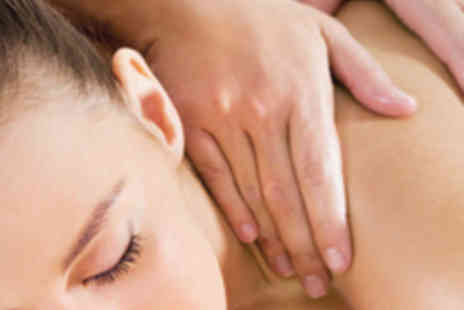 Skin3 - Fifty Five Minute Deep Tissue Massage - Save 62%