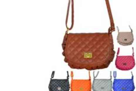 Ice Corporation - Quilted Ladies Bags Faux Leather - Save 60%