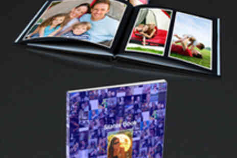 WinkiWoo - 15x20cm Soft Cover Facebook Photobook - Save 77%