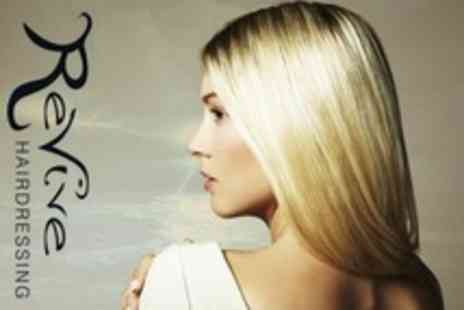 Revive - Cut and Finish With Intensive Hair Treatment - Save 67%