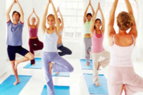 Merchant City Yoga - Five Yoga Classes - Save 57%