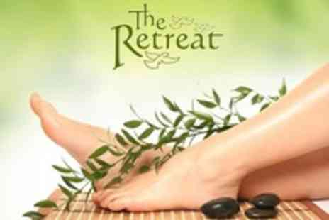 The Retreat - Spa Day With Reflexology Treatment - Save 69%