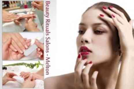 Beauty Rituals Salons - Two Day Diploma Course in Acrylic or Gel Nail Extensions - Save 66%