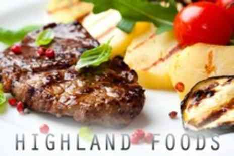Highland Foods - Organic Winter Meat Pack  - Save 0%