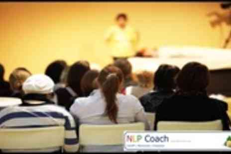 NLP Coach - Life Coaching and Neuro Linguistic Programming Introductory Course - Save 60%