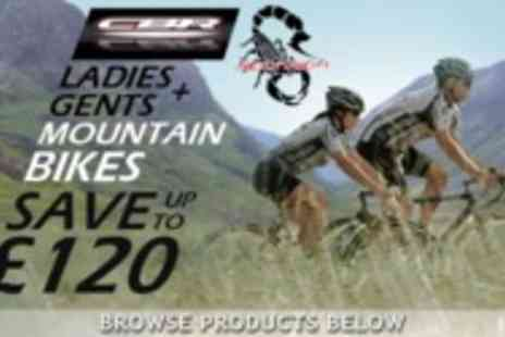 Claud Butler - Claud Butler Mountain Bikes - Save 40%