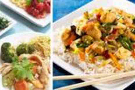 New No. 1- Oriental buffet for two - Save 51%