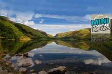 Valkyrie Pursuits - Snowdonia Camping Activity Trip 2 Nights - Save 52%
