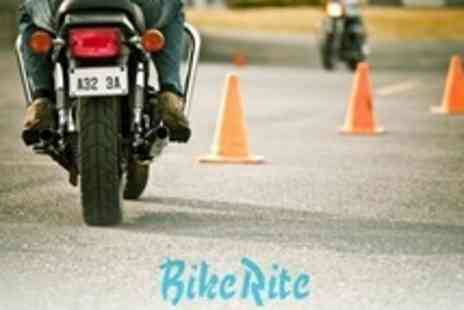 BikeRite - CBT Motorcycle Course - Save 55%