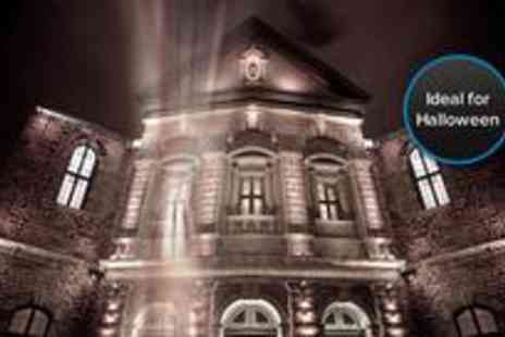 Eclipse Promotions - Ghost hunt and ghost walk plus a spiritual workshop for one person - Save 70%