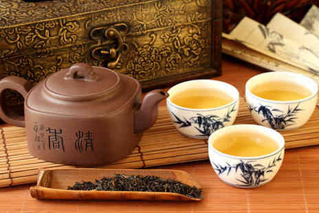 ATTIC TEA - Two people to experience a Chinese tea tasting menu - Save 60%