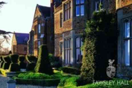 Fawsley Hall - Wedding Package And Three Course Wedding Breakfast, Evening Buffet and Drinks - Save 55%