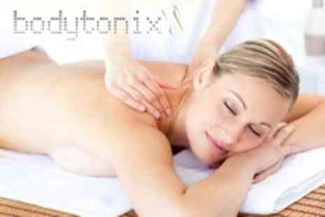 Bodytonix - Full Body Massage Plus Body Brushing For One - Save 55%