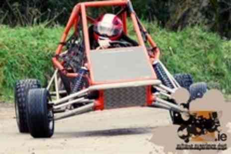 Odd -  Rage Buggy Rally Experience, Clay Pigeon Shooting and Archery - Save 64%