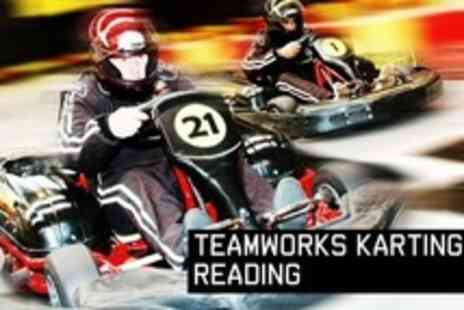 Teamworks Karting - Go Kart Racing - Save 60%
