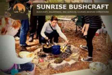 Sunrise Bushcraft - Five Hours Foraging and Cookery With Gourmet Lunch For One - Save 61%