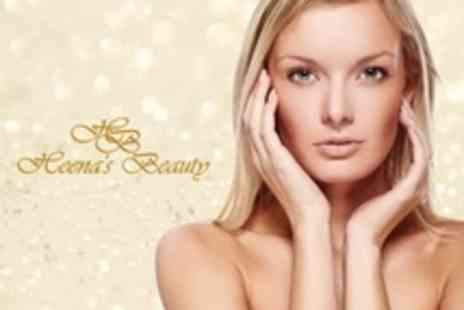 Heenas Beauty - One Crystal Clear Microdermabrasion Treatments - Save 67%