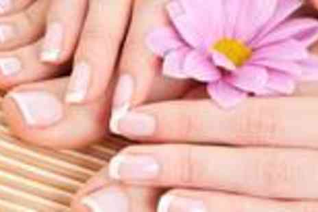Cover Beauty Salon - Manicure and pedicure - Save 60%