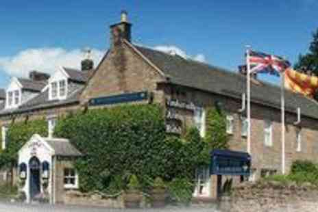 Tankerville Arms Hotel - Romantic two night Northumberland getaway for two - Save 67%