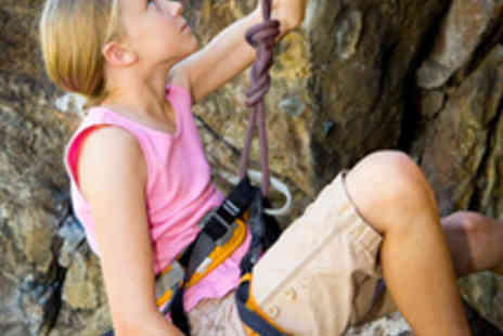 Alfresco Adventures - Three Hour Climbing and Abseiling Session for Two - Save 52%