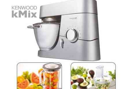 Kenwood -  Chef Titanium KM010 - Save 50%