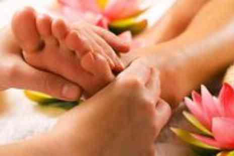 Path Finder Therapies - Reflexology, Reiki and chakra balancing session - Save 77%