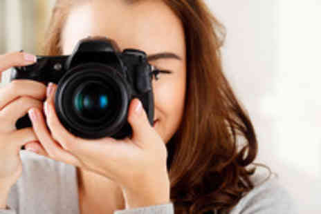 Michael Lau Photography - Three hour studio SLR photography course with a live model - Save 81%