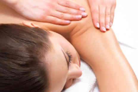 Heart + Space - Hour Long Deep Tissue or Sports Massage - Save 56%