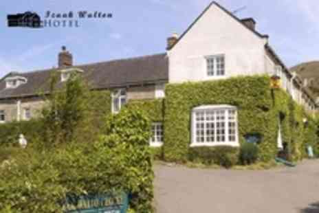 The Izaak Walton Hotel - Two Night Stay For Two With Dinner, Mulled Wine and Breakfast - Save 73%