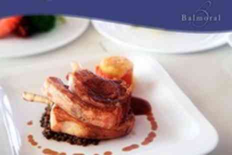 Restaurant 23 - Two Course Lunch For Two With Sides - Save 55%