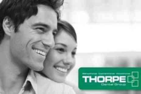 Thorpe Dental Group - One White Dental Fillings - Save 64%